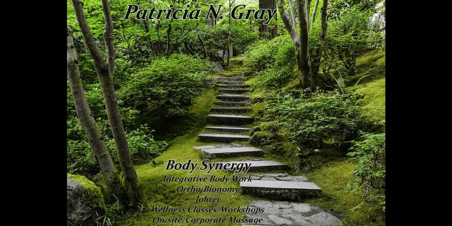 Image for Patricia N Gray's Body Synergy Massage