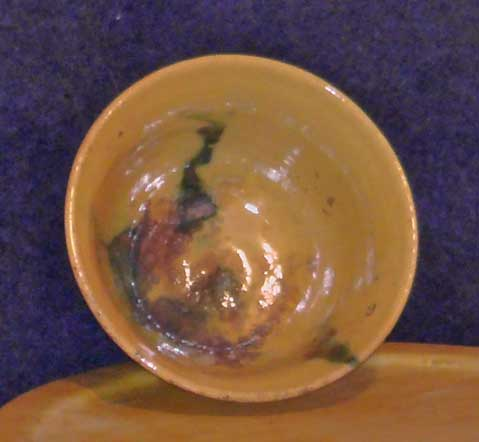 Photo of one of Janey's beautiful Pottery